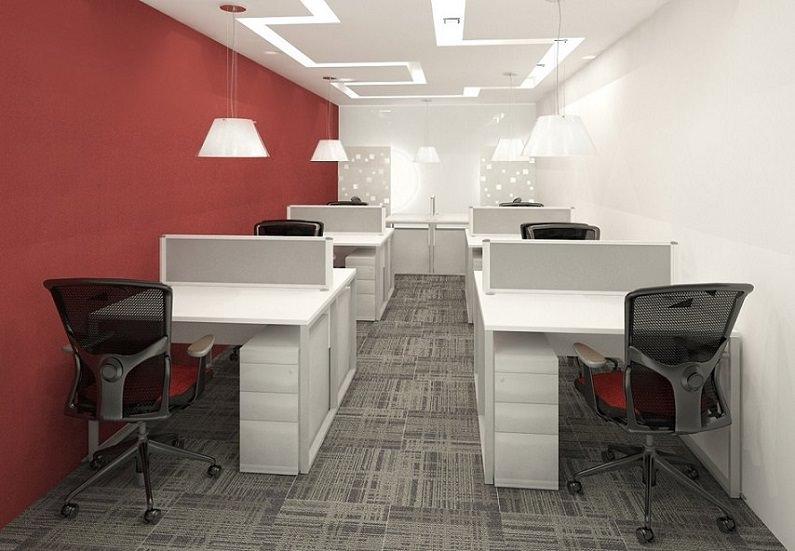 レンタルオフィス「リージャスJRJP博多ビル」の個室