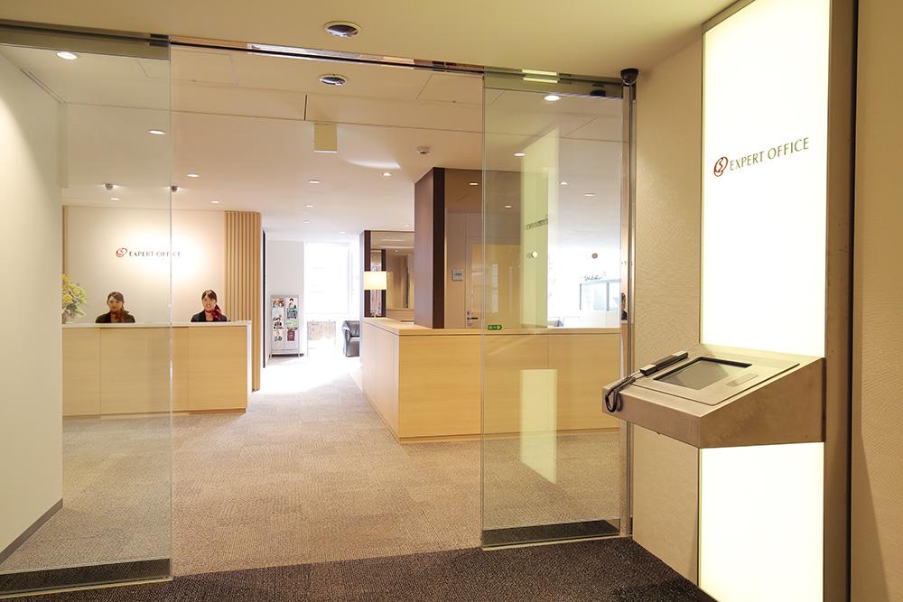 EXPERT OFFICE 新横浜-レセプション