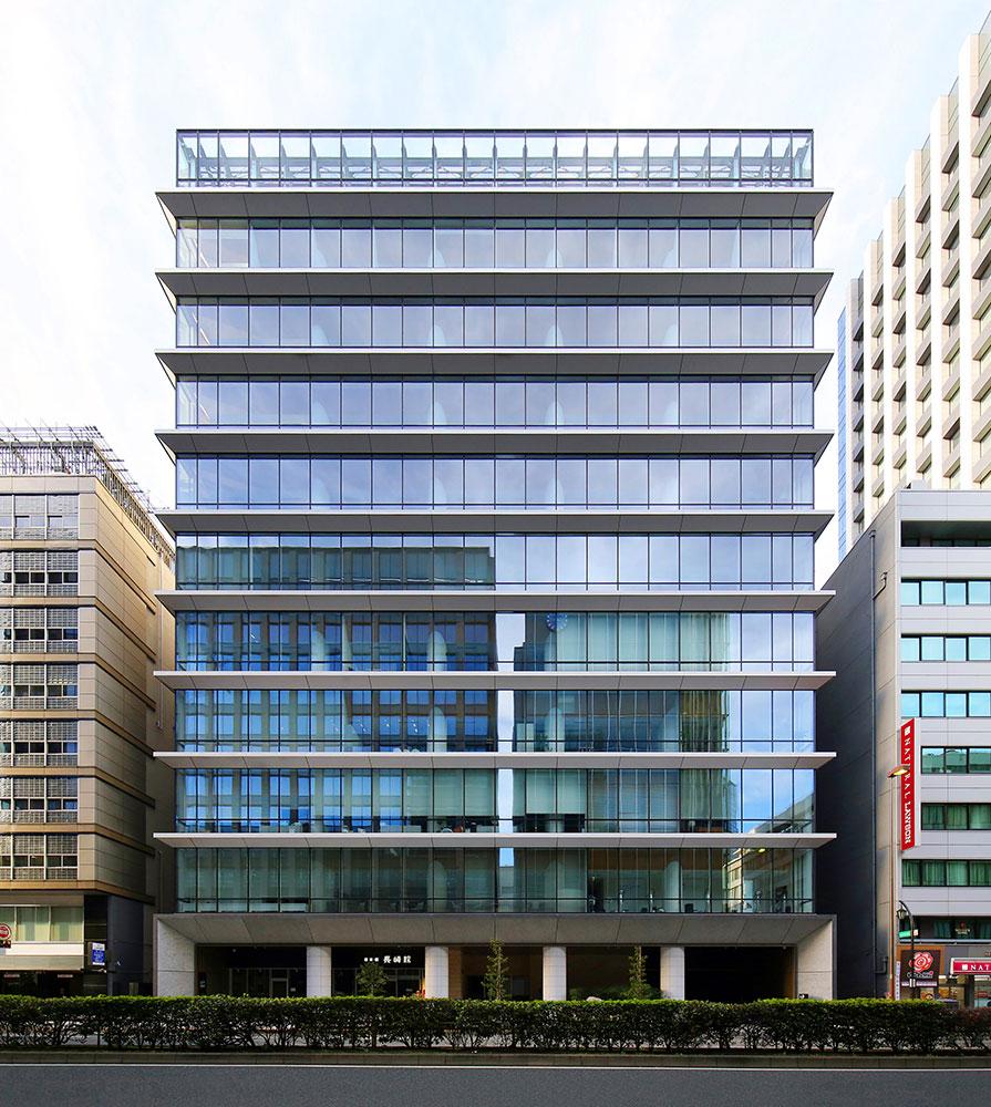 EXPERT OFFICE 東京-外観