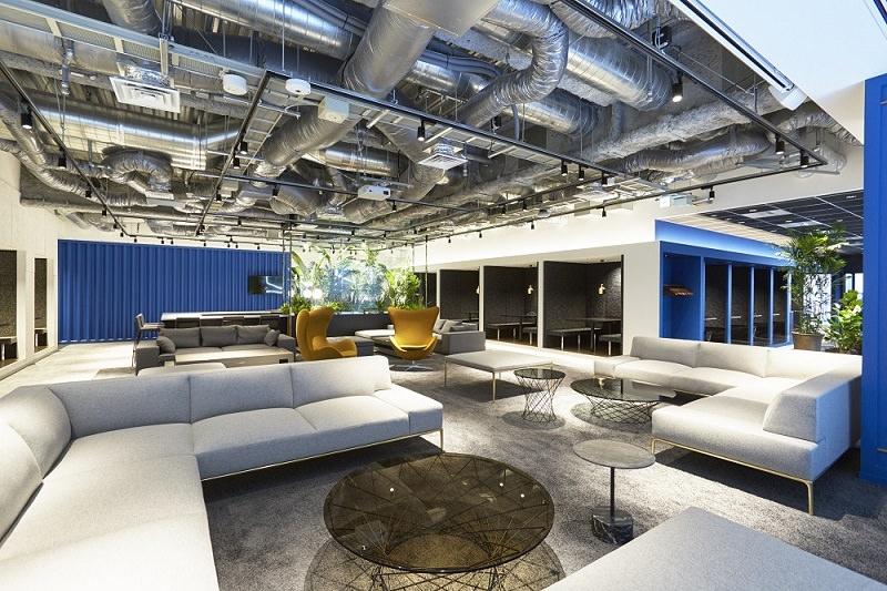レンタルオフィス『ワークスタイリング八重洲』のシェアスペース