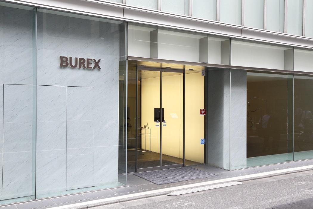 BUREX 京橋-外観