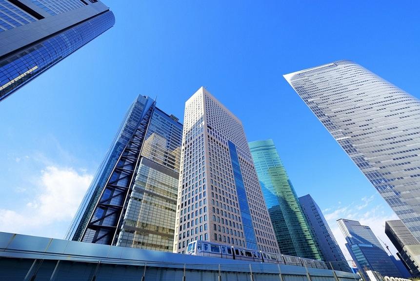 汐留・浜松町のレンタルオフィス