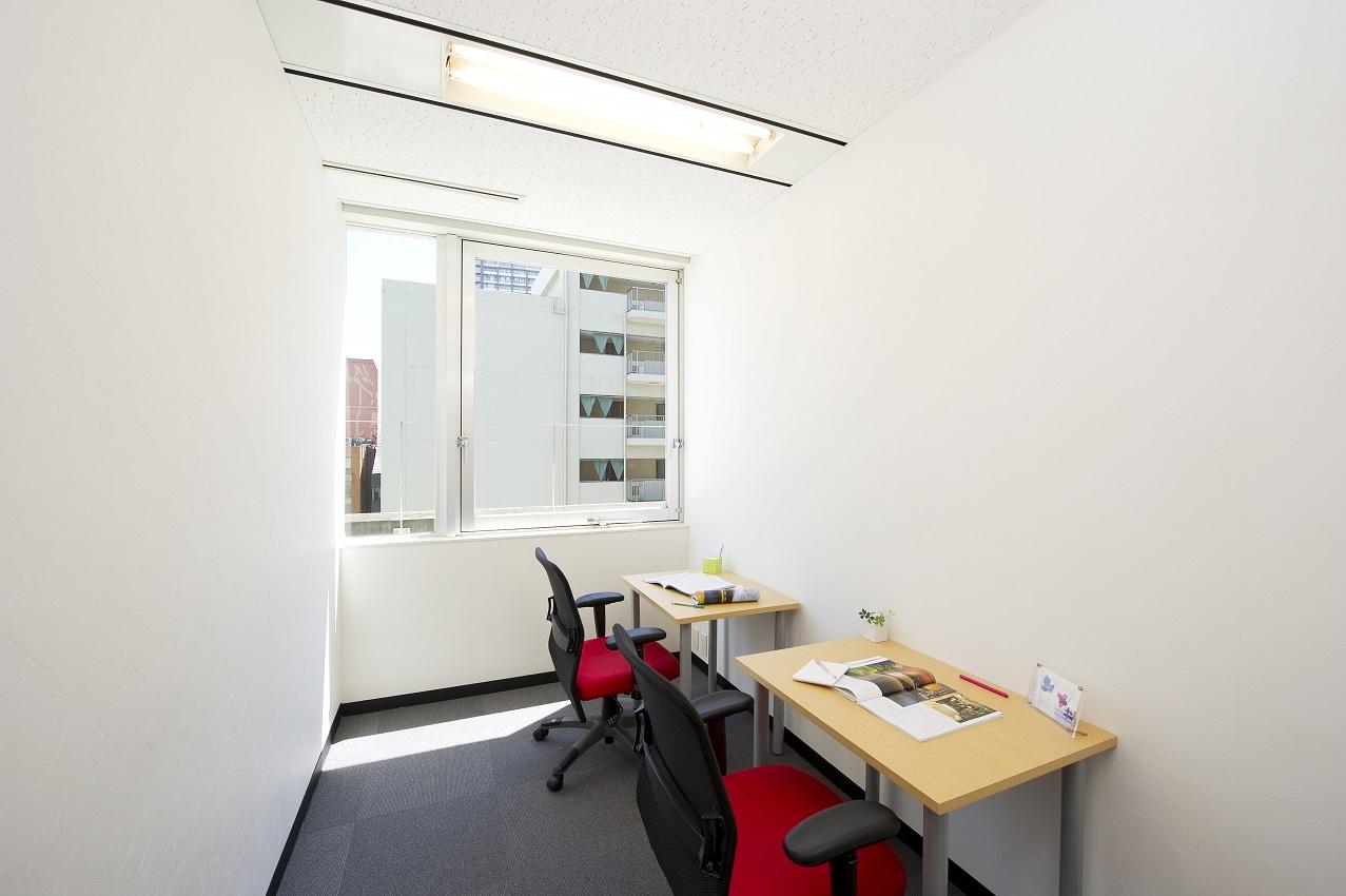オープンオフィス 赤坂ビジネスプレイス-個室