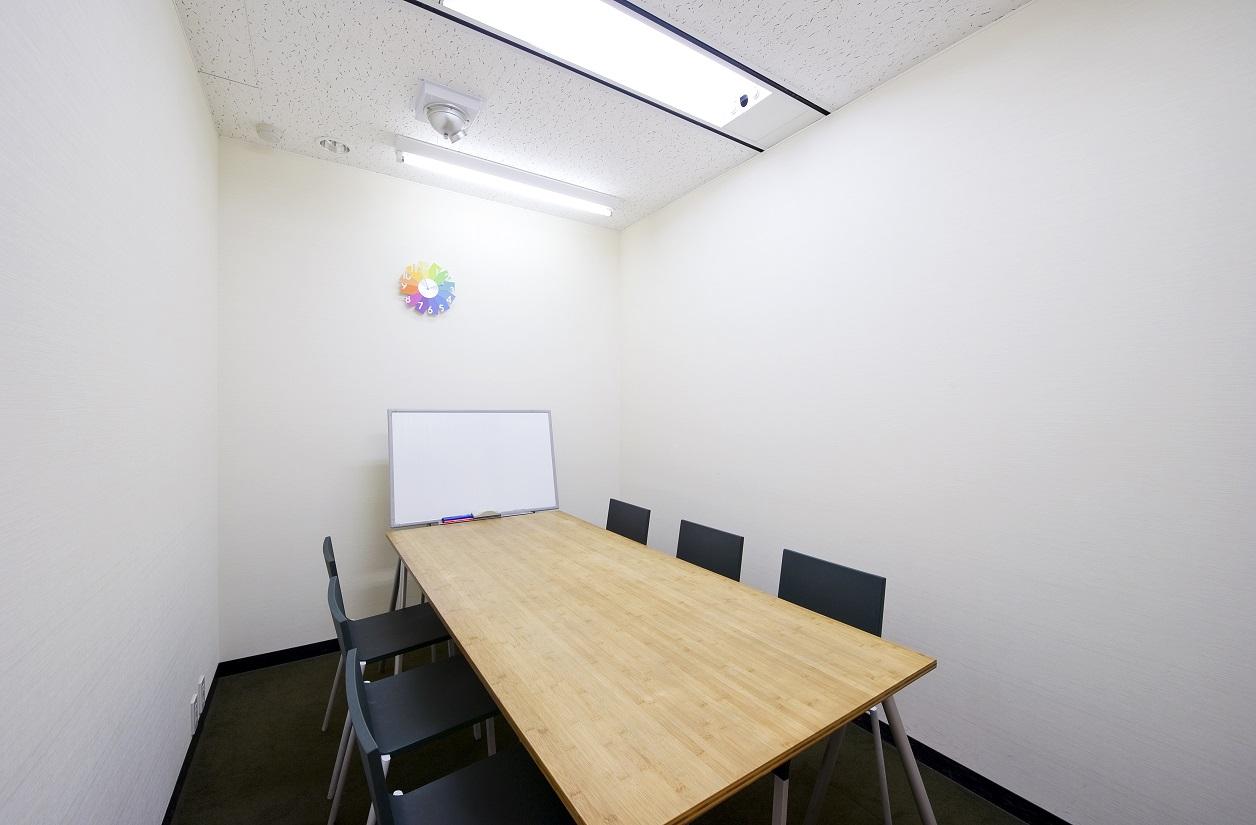 オープンオフィス 赤坂ビジネスプレイス-会議室