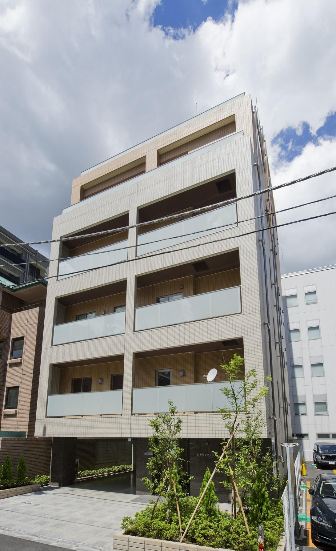 オープンオフィス 赤坂見附-外観