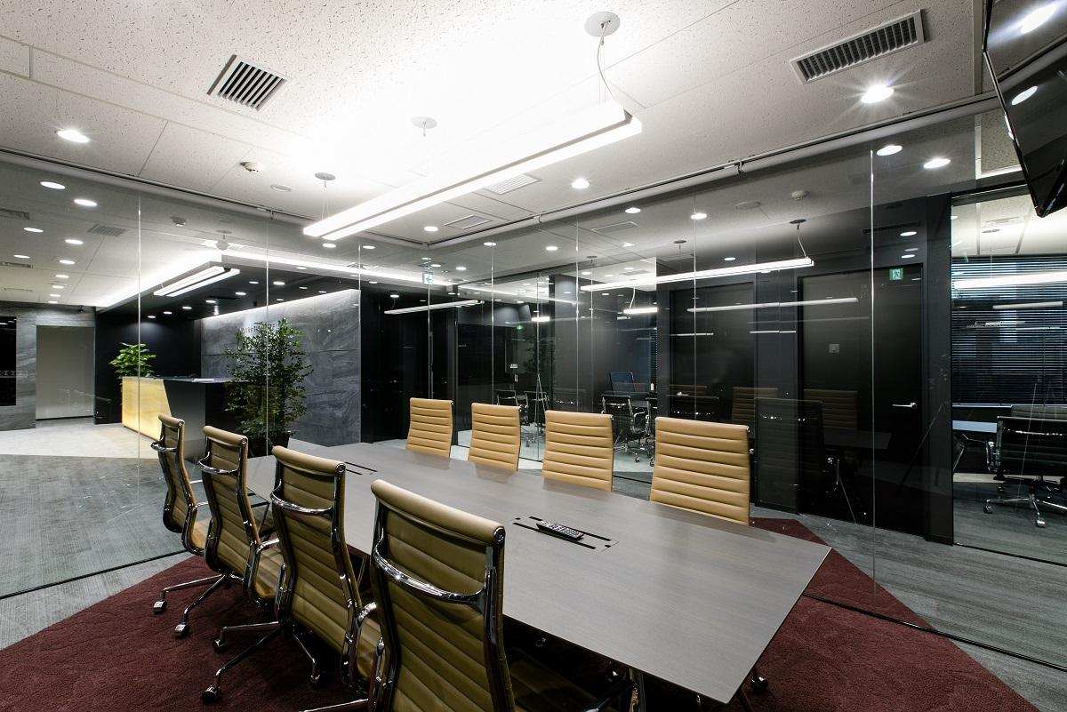 CROSSCOOP渋谷-会議室①