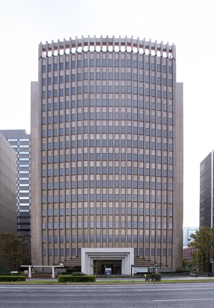 EXPERT OFFICE 新橋-外観