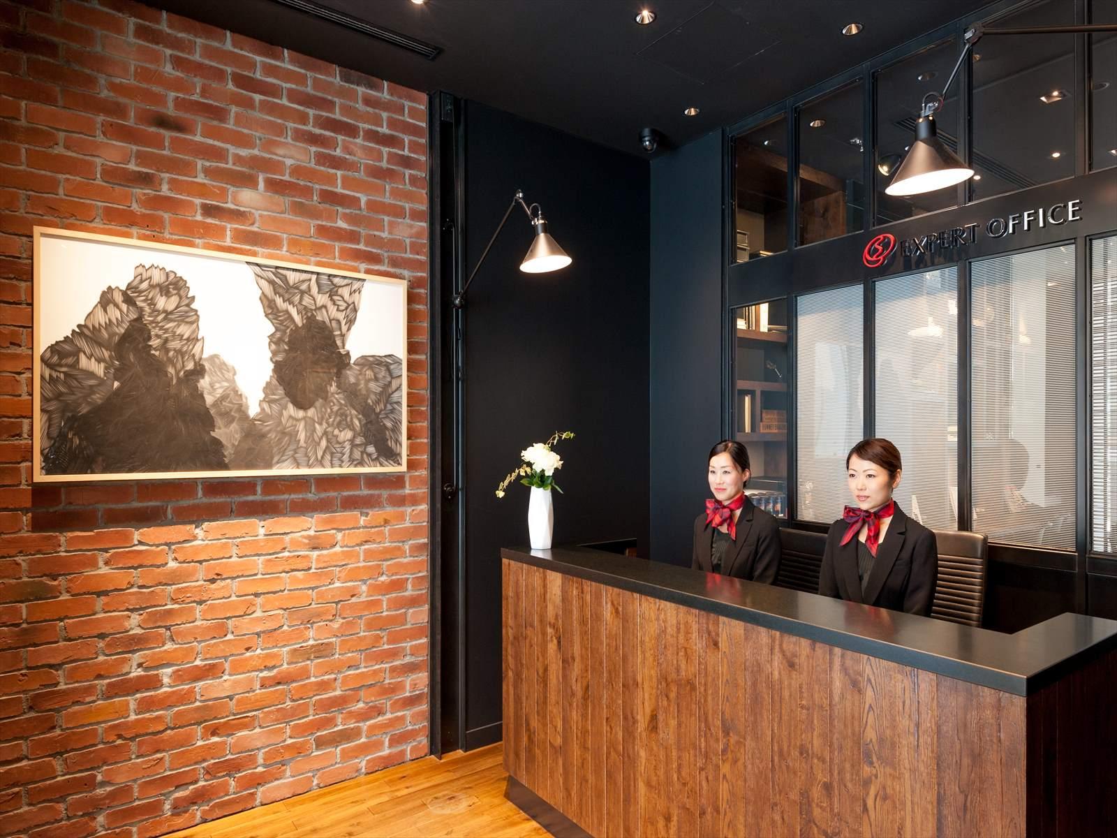 EXPERT OFFICE 渋谷-レセプション