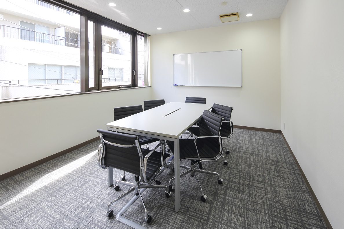 オープンオフィス 西新宿駅前-会議室