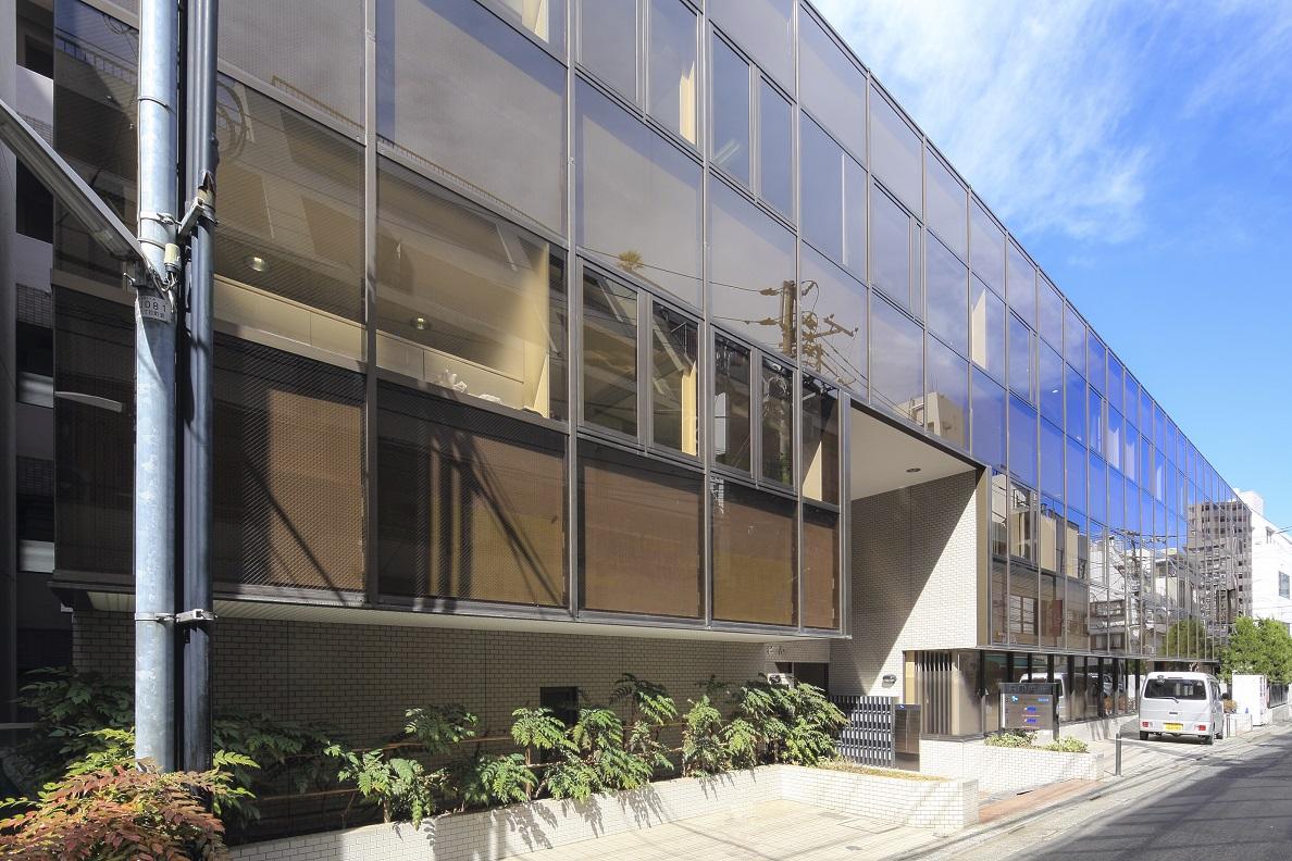 オープンオフィス 西新宿駅前-外観