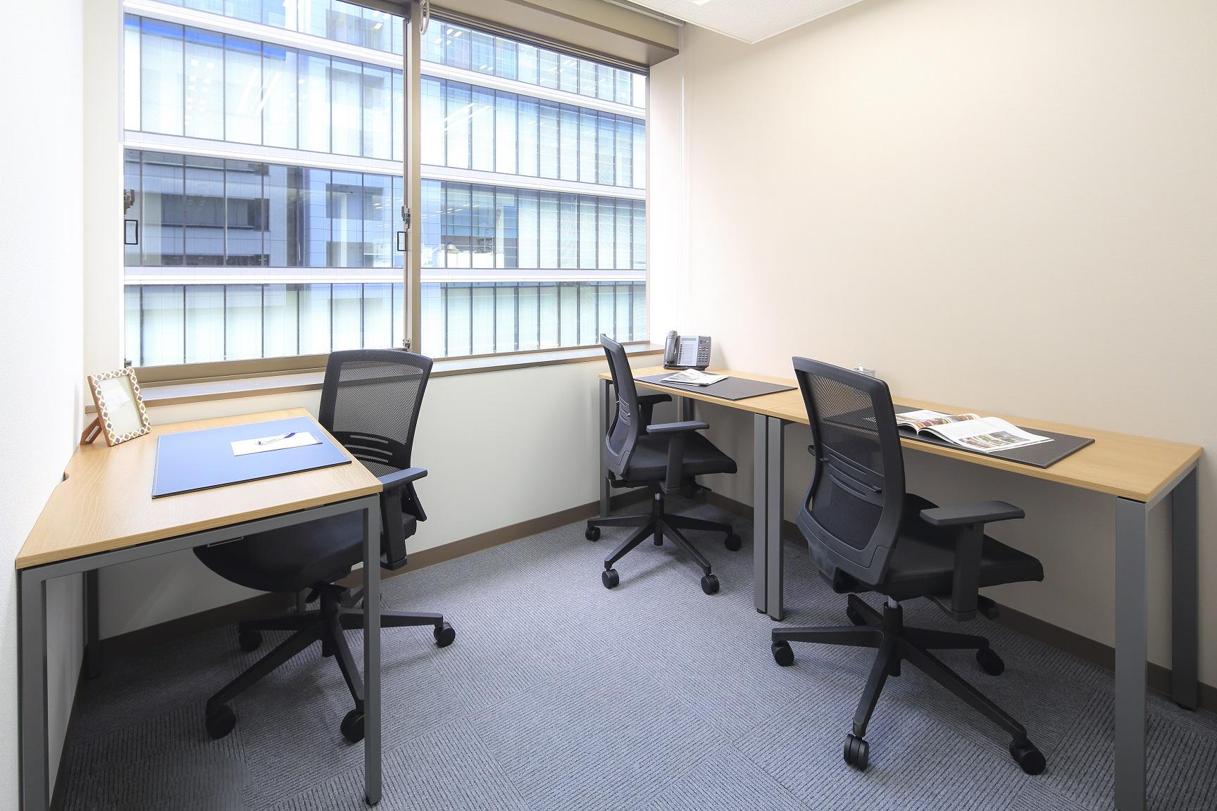 オープンオフィス 名古屋丸の内-個室