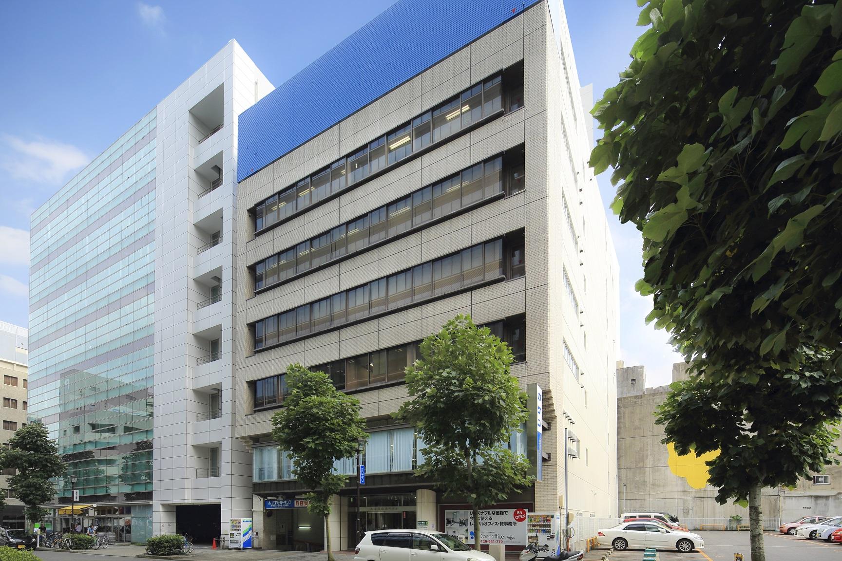 オープンオフィス 名古屋丸の内-外観