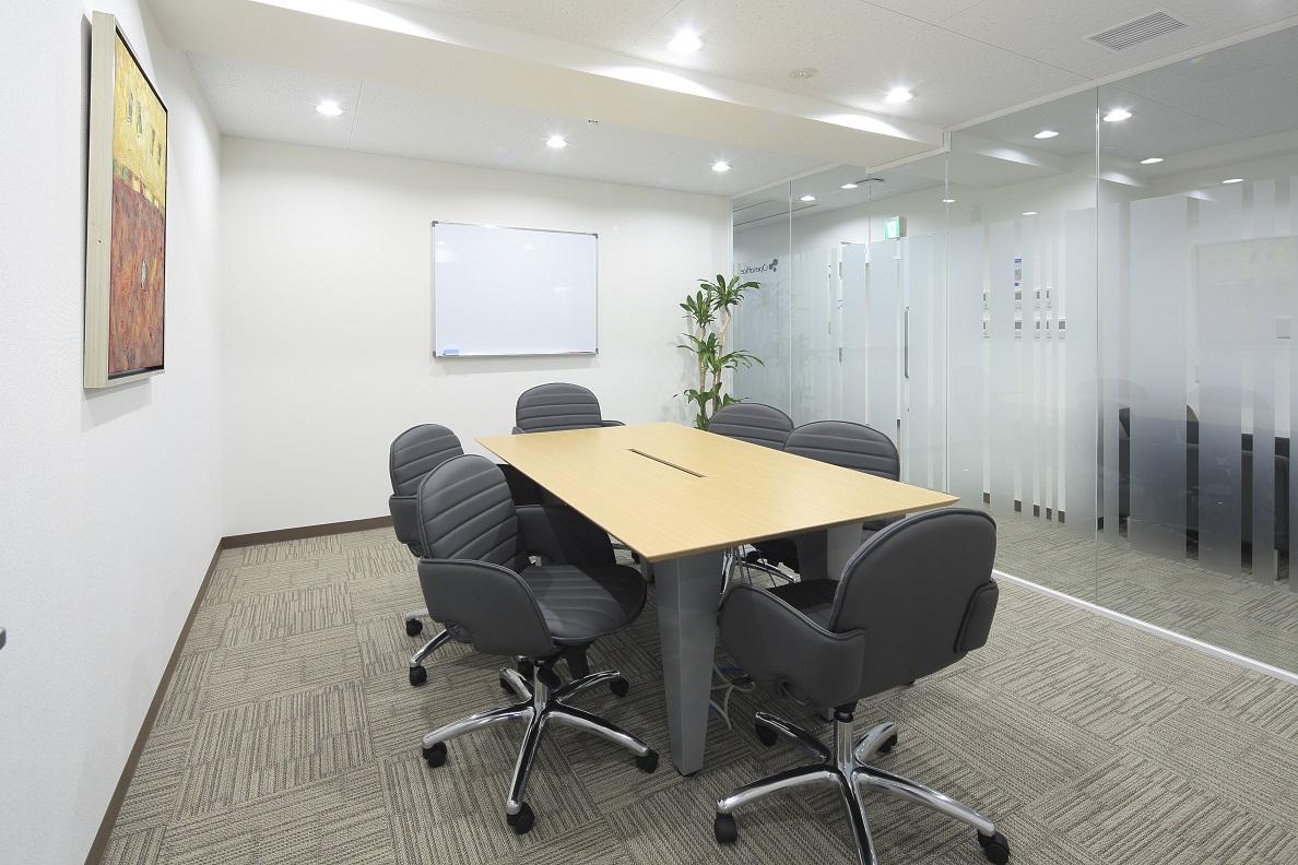オープンオフィス 神戸三宮南-会議室
