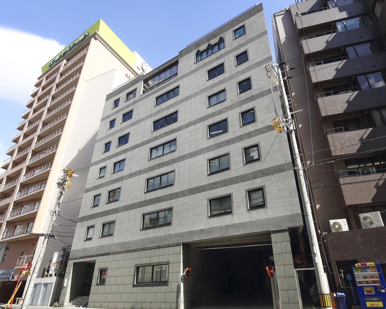 オープンオフィス 神戸三宮南-外観