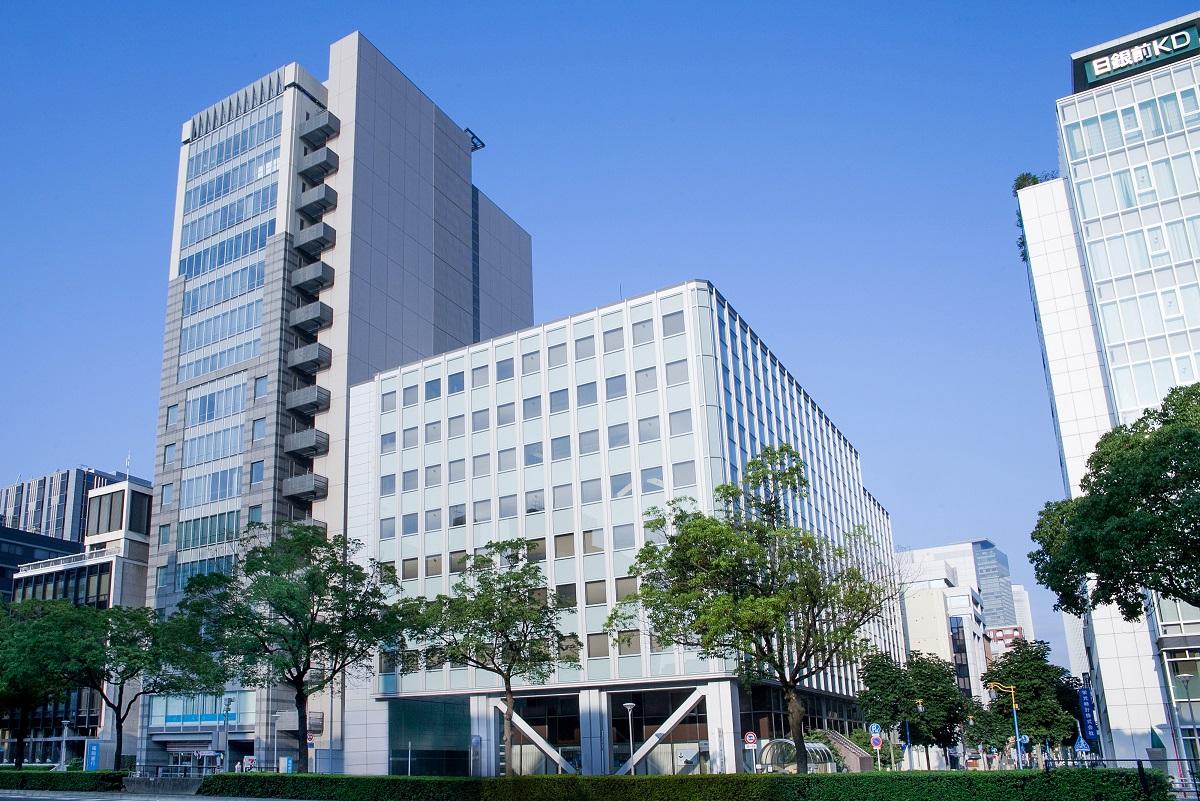 オープンオフィス 名古屋伏見-外観