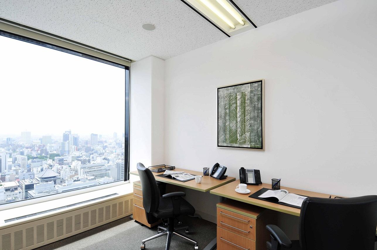 リージャス 大阪国際ビルディング-オフィススペース