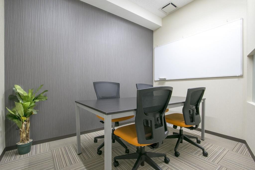 ビズサークル 日本橋茅場町オフィス-会議室