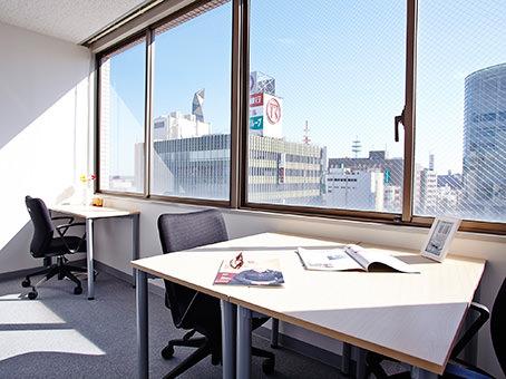 レンタルオフィス「オープンオフィス水戸」の個室