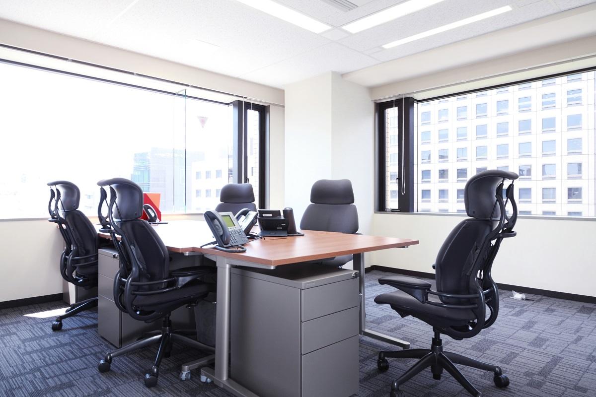 コンパスオフィス 虎ノ門40MTビル-個室