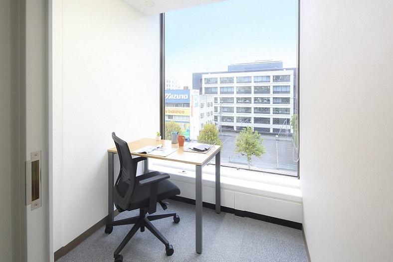 レンタルオフィス「オープンオフィス大分」の個室