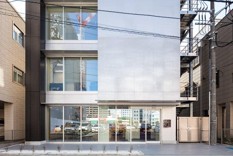 レンタルオフィス「オープンオフィス大宮駅西口」の外観