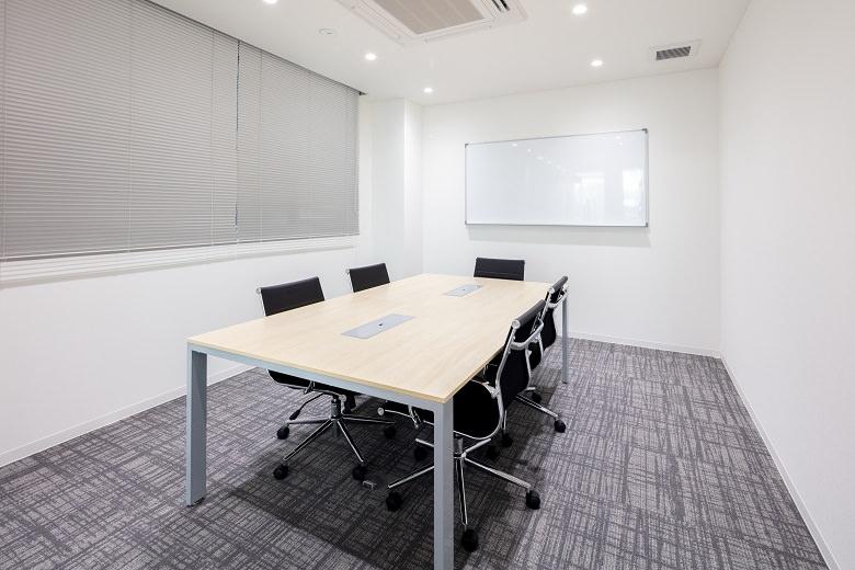 レンタルオフィス「オープンオフィス大宮駅西口」の小会議室