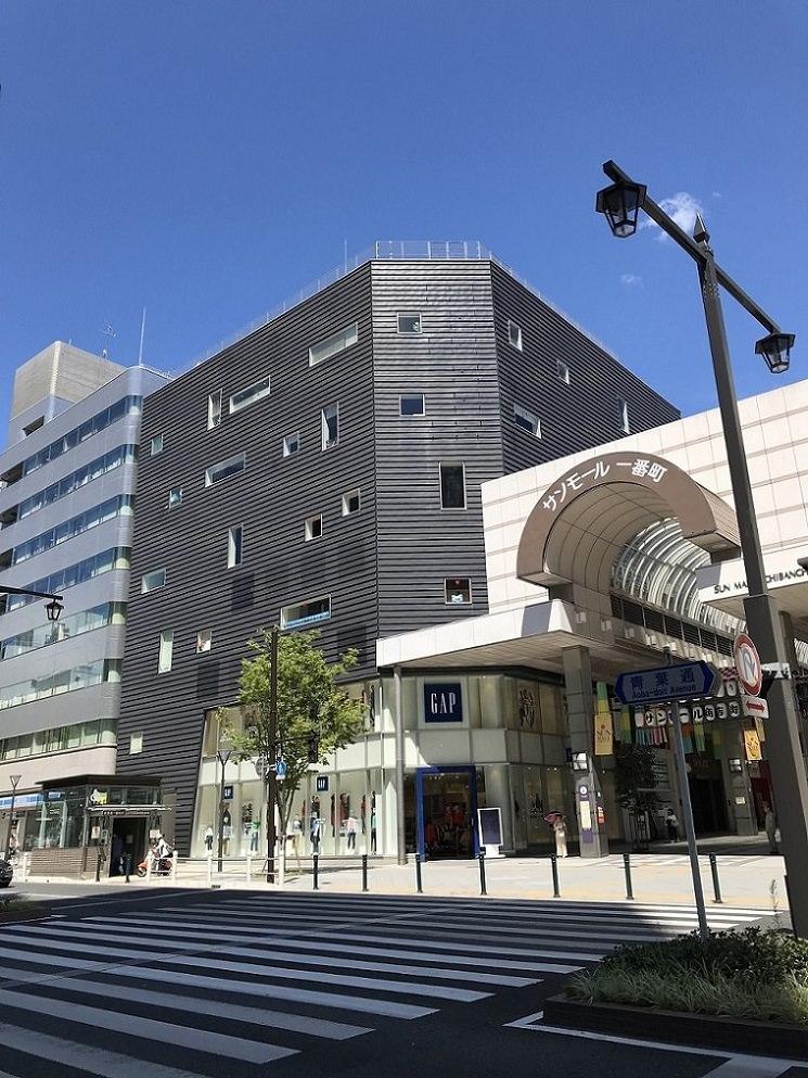 レンタルオフィス「リージャスクラックス仙台ビジネスセンター」