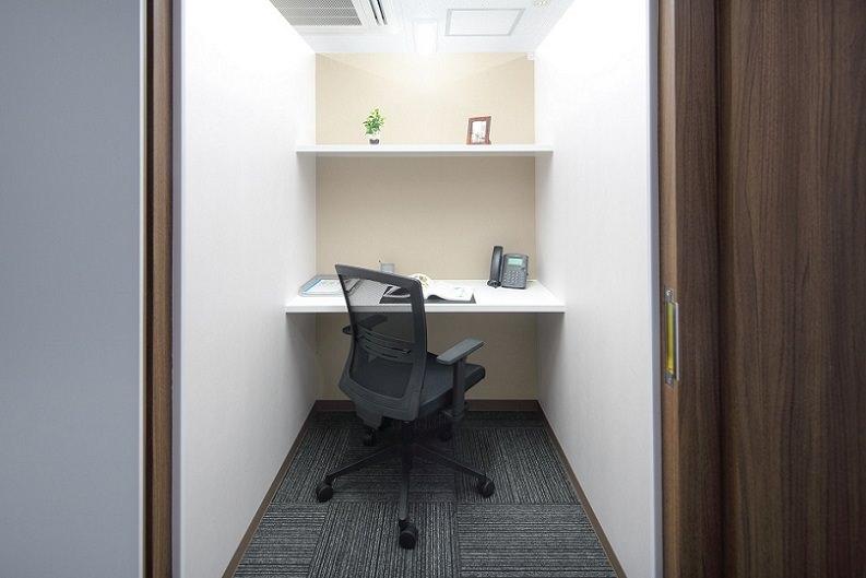 レンタルオフィス「リージャス仙台花京院」の個室