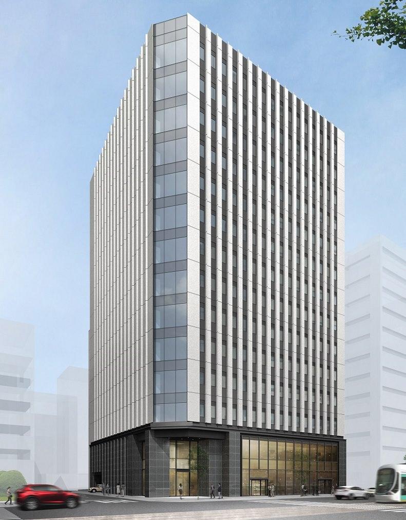 レンタルオフィス「リージャス新広島ビルディングビジネスセンター」