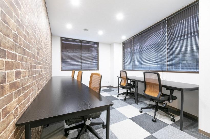 レンタルオフィス「BIZcircle仙台クリスロード」の個室