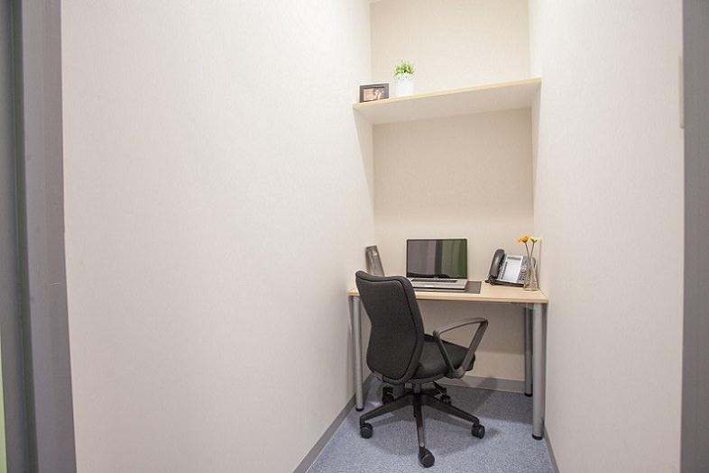 レンタルオフィス「オープンオフィス仙台青葉通り」の個室