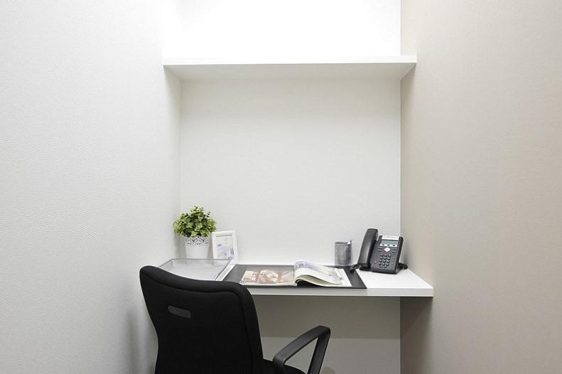 レンタルオフィス「オープンオフィス仙台駅前」の個室