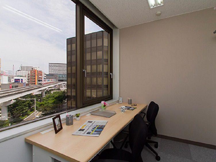 レンタルオフィス「オープンオフィス小倉」の個室