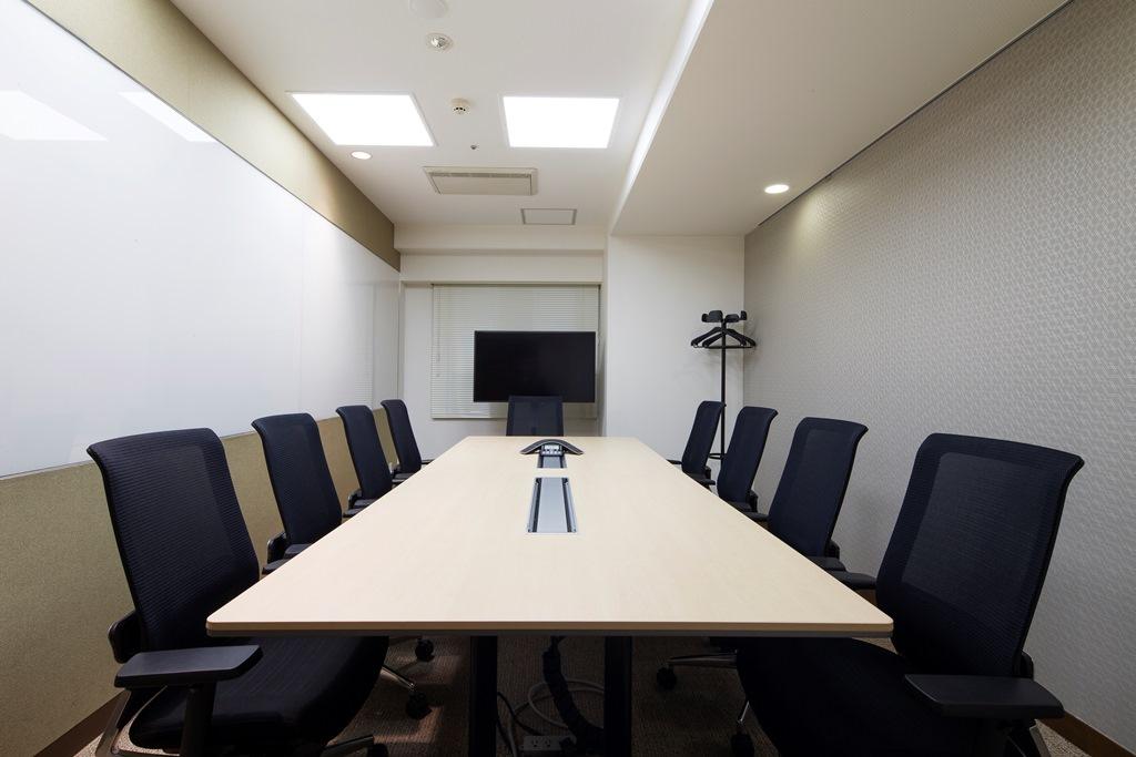 コンパスオフィス MG目黒駅前-会議室