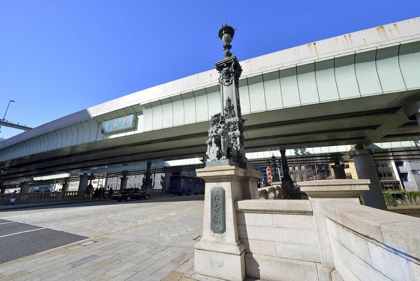 日本橋のレンタルオフィス