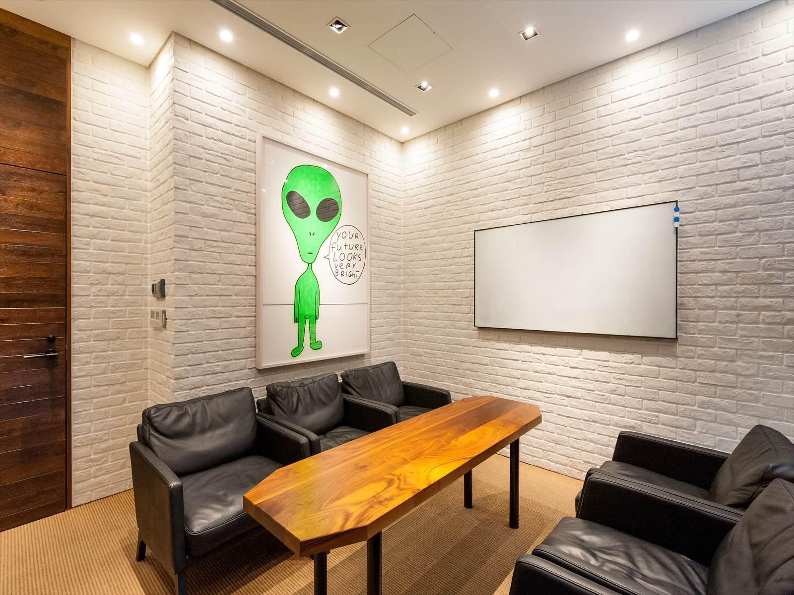 EXPERT OFFICE 渋谷-会議室