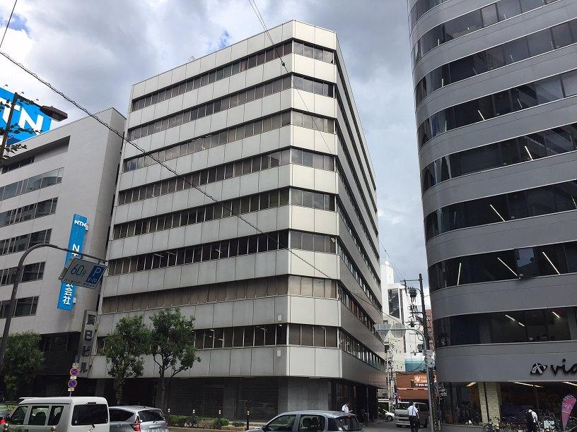 コワーキングスペース「オープンオフィス大阪肥後橋」
