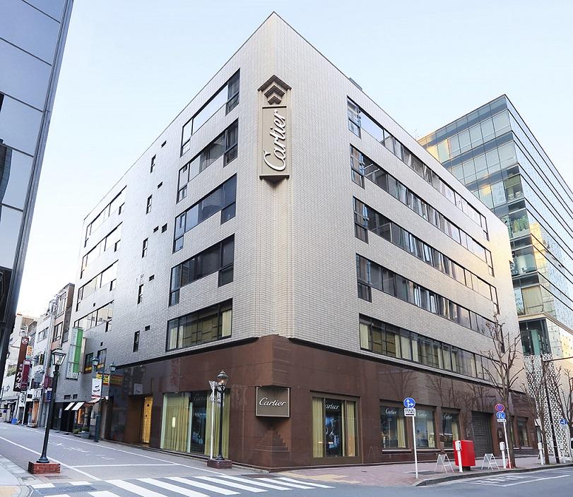 レンタルオフィス「リージャス銀座三丁目」