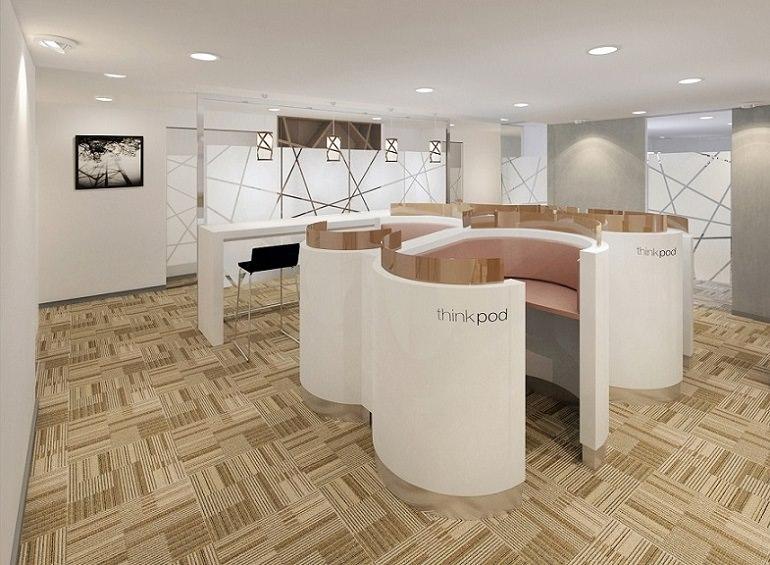 コワーキングスペース「リージャス丸の内新国際ビル」