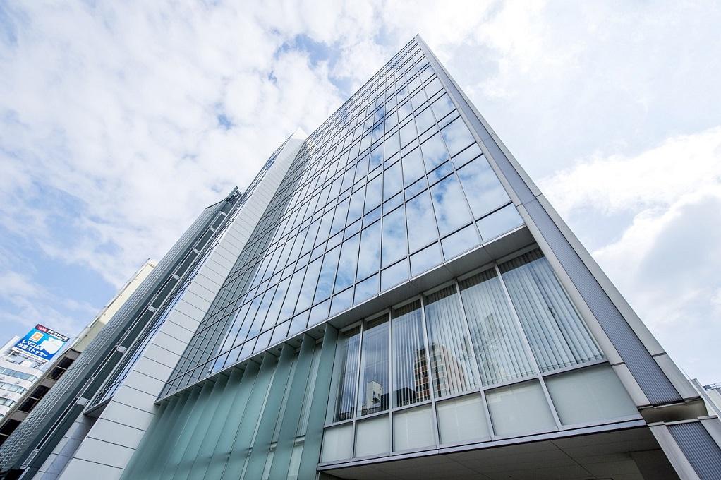 コワーキングスペース「リージャス渋谷グラスシティ」の外観