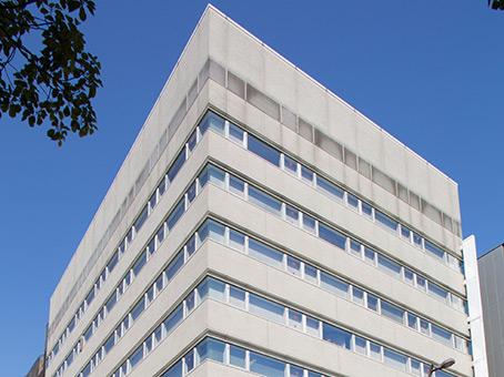 レンタルオフィス『リージャス 高松ビジネスセンター』の外観