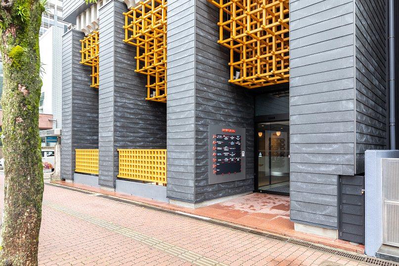 レンタルオフィス「リージャス 宮崎橘通ビジネスセンター」の外観