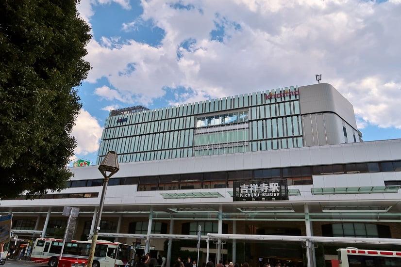 吉祥寺のレンタルオフィス